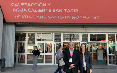 Climec asistió a la Feria C&R, Climatización y Refrigeración en Madrid, España.