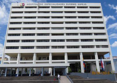 Hospital Eugenio Espejo