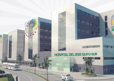 Hospital IESS Santa Cruz del Sur