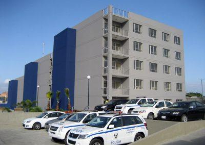 Cuarteles de la Policía en Guayaquil, Durán y Chone
