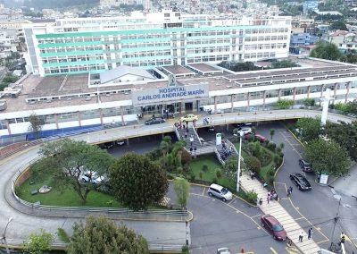 HCAM Hospital Carlos Andrade Marín