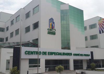 IESS Edificios de consultorios lote 100